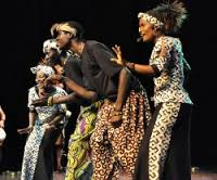 Aba Taano Afrika öröme és színei koncert