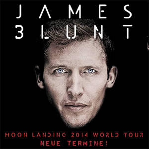 James Blunt - The After Love Tour 2017