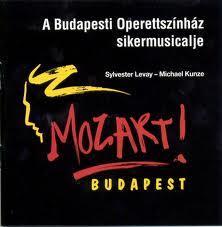 Mozart musical - Operettszínház