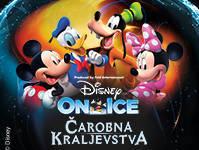 Disney On Ice - Aréna Zágráb - Jegyek
