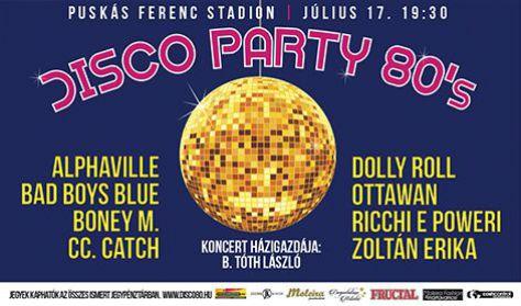 Disco Party 80