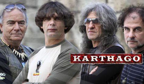 Karthago koncert