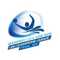 Vízilabda  Férfi Bajnokok Ligája 2016 - Final Six - Les Chapmions League 2016