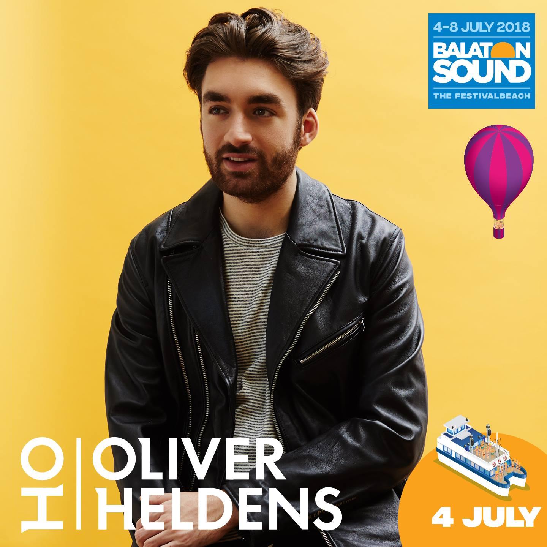 Oliver Heldens koncert 2017