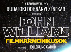 John Williams Filmharmonikusok koncert
