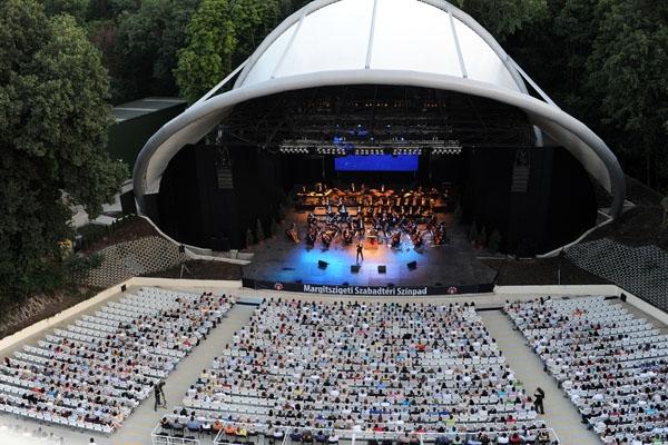 Filmzenei koncert - Margitszigeti Szabadtéri Színpad