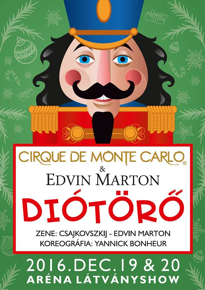 Edvin Marton - Cirque De Monte Carlo Diótörő látványshow