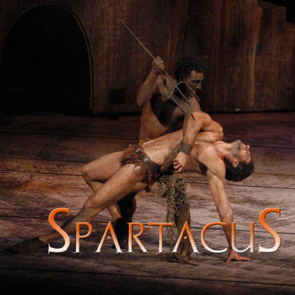 Spartacus - Seregi László
