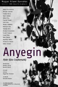 Anyegin balett - Magyar Állami Operaház