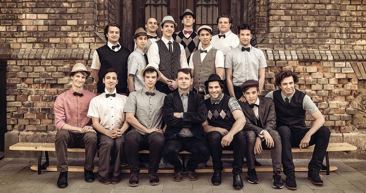 A Pál utcai fiúk musical - Vígszínház