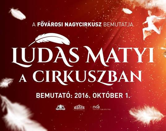 Lúdas Matyi a Cirkuszban