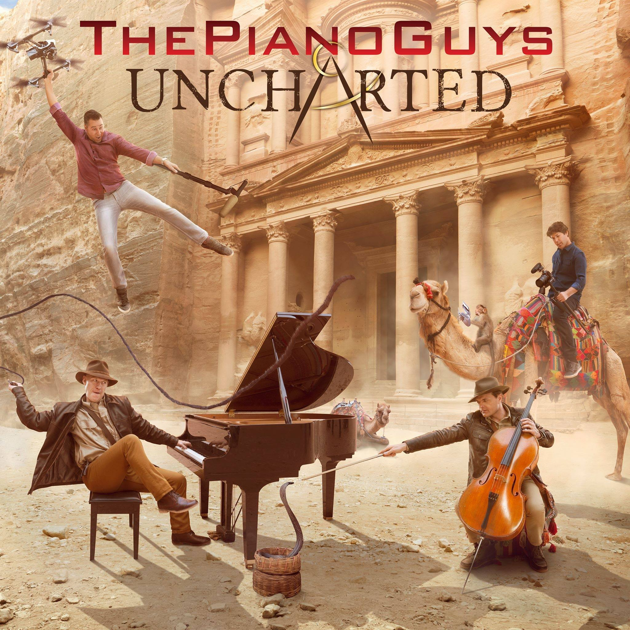 The Piano Guys koncert 2017 - Budapest