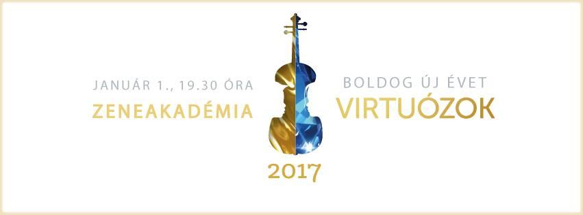 Virtuózok Újévi koncert 2017