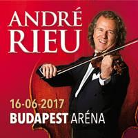 André Rieu koncert 2017 - Budapest Aréna