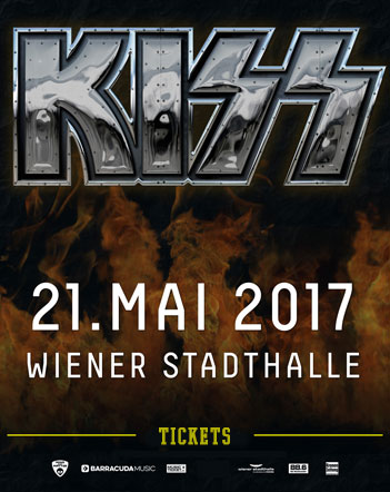 Kiss koncert 2017