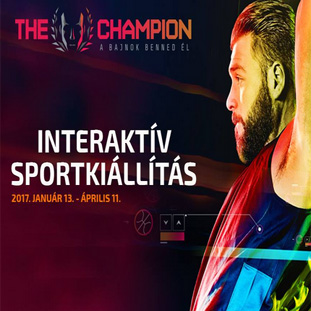 The Champion - Sport kiállítás