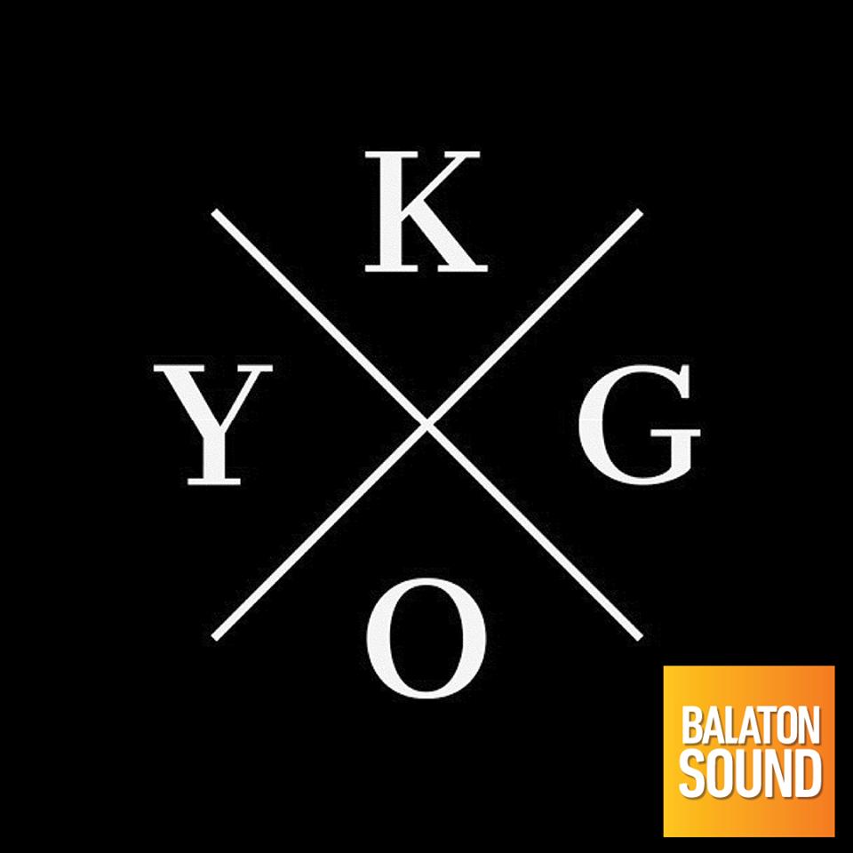 KYGO koncert - Balaton Sound 2017