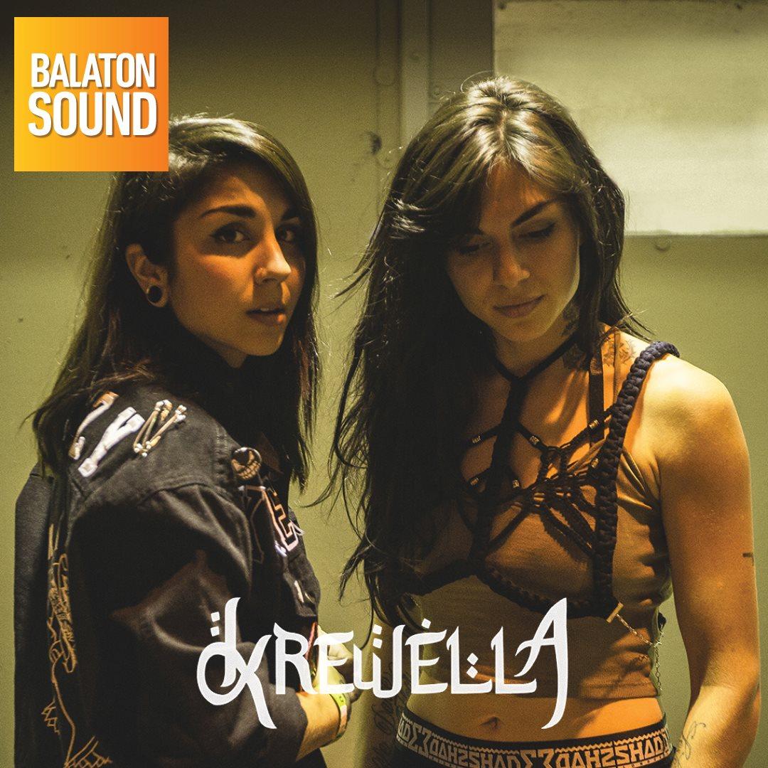 Krewella koncert - Balaton Sound 2017