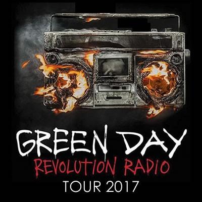 Green Day koncert