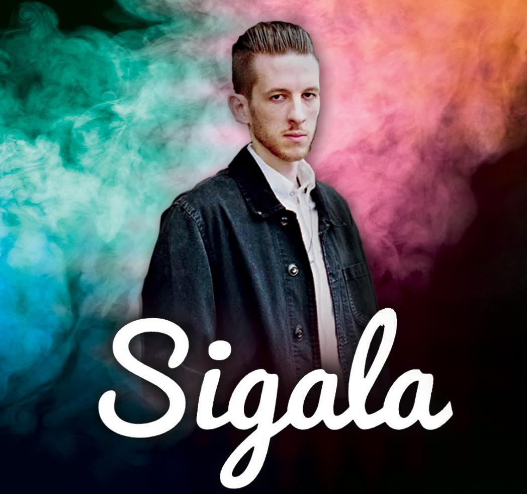Sigala koncert - Volt Fesztivál 2017