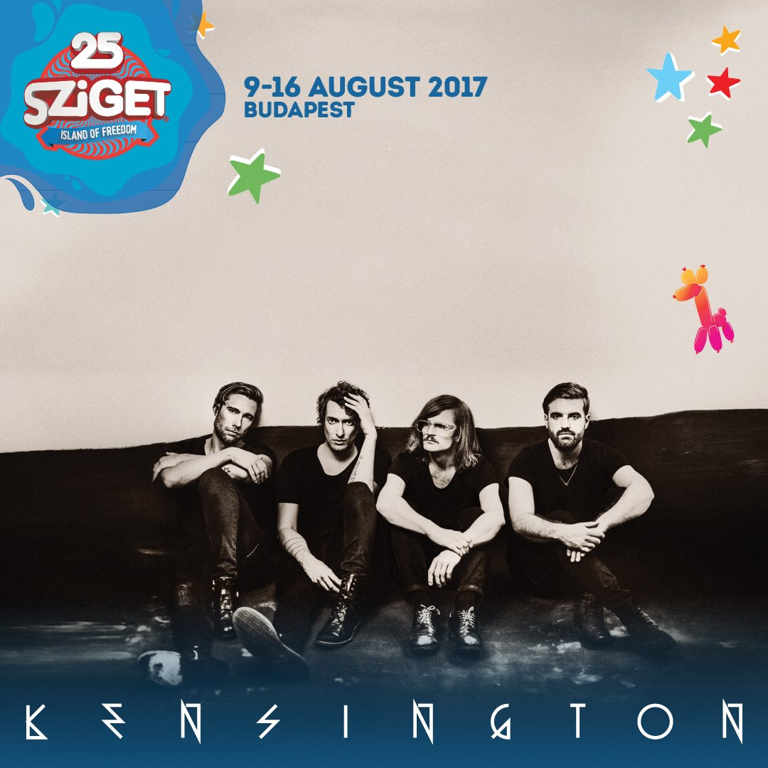 Kensington koncert 2017