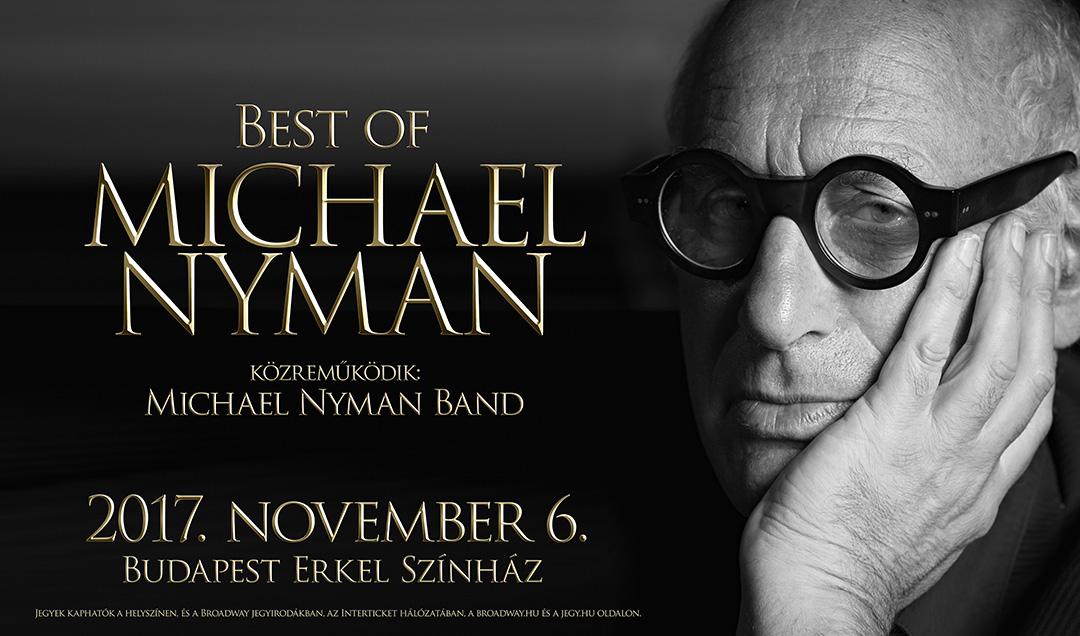 Best of Michael Nyman koncert