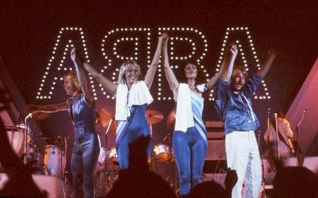 ABBA Symphony - Tokaj