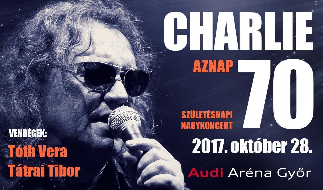 Charlie koncert - Győr Audi Aréna