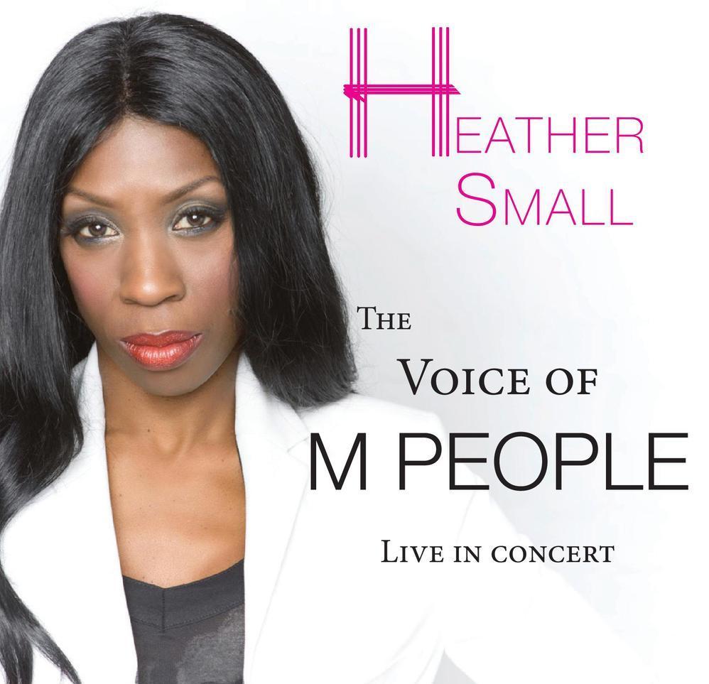Heather Small koncert Magyarországon