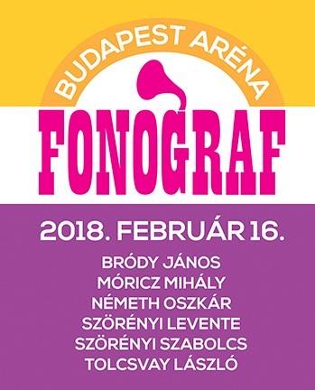 Fonográf koncert 2018