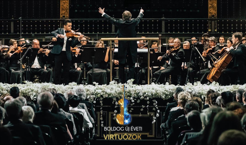 Virtuózok Újévi koncert 2018