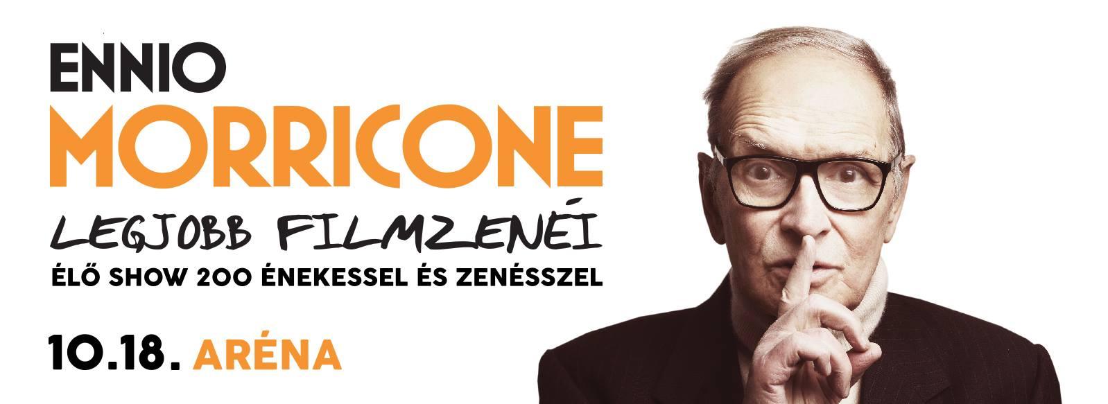 Ennio Morricone koncert 2017