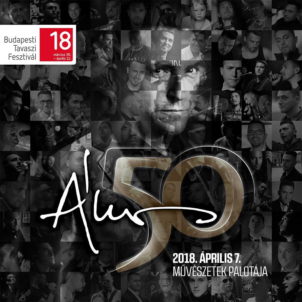 Ákos 50 koncert