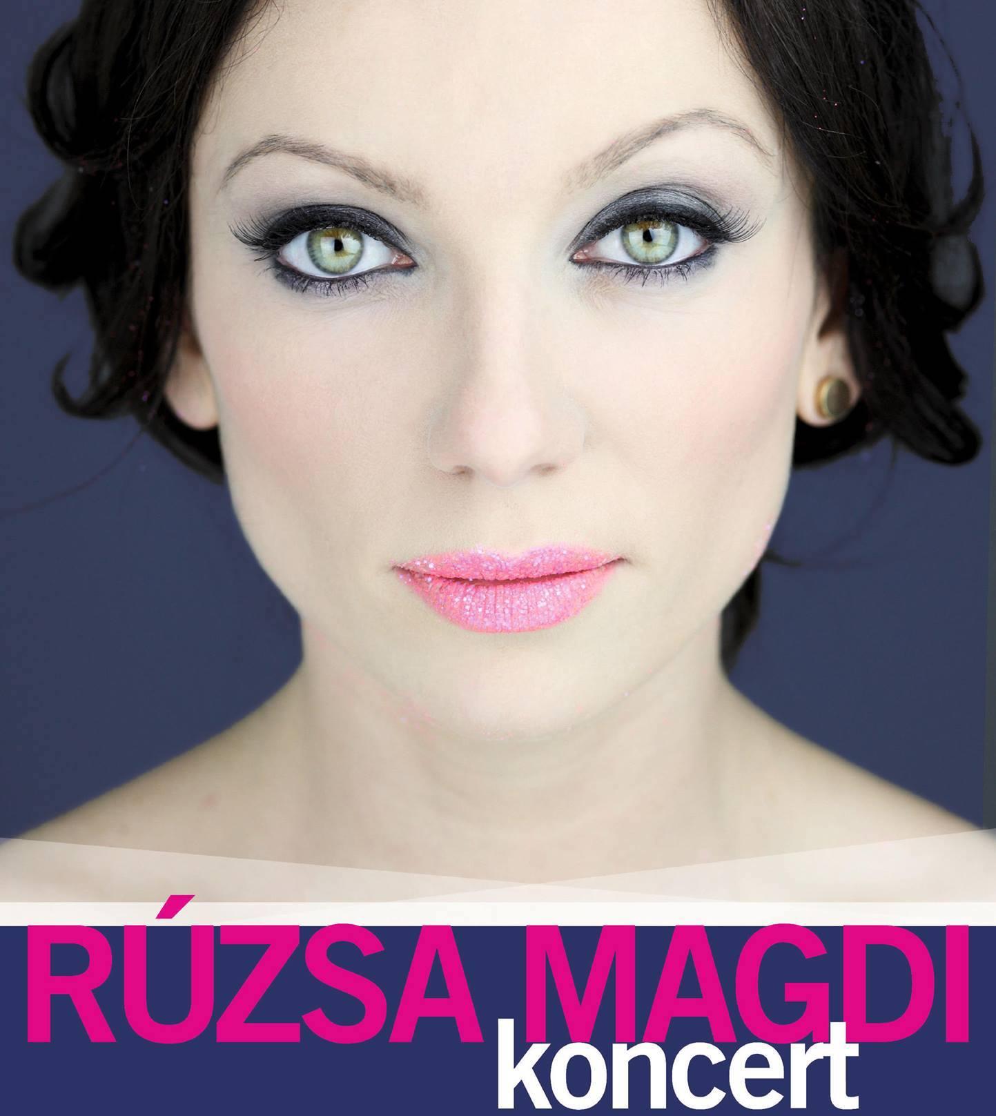 Rúzsa Magdi koncert 2018 - Budapest Aréna