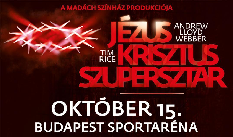 Jézus Krisztus Szupersztár - Aréna