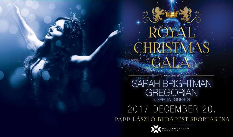Sarah Brightman karácsonyi koncert