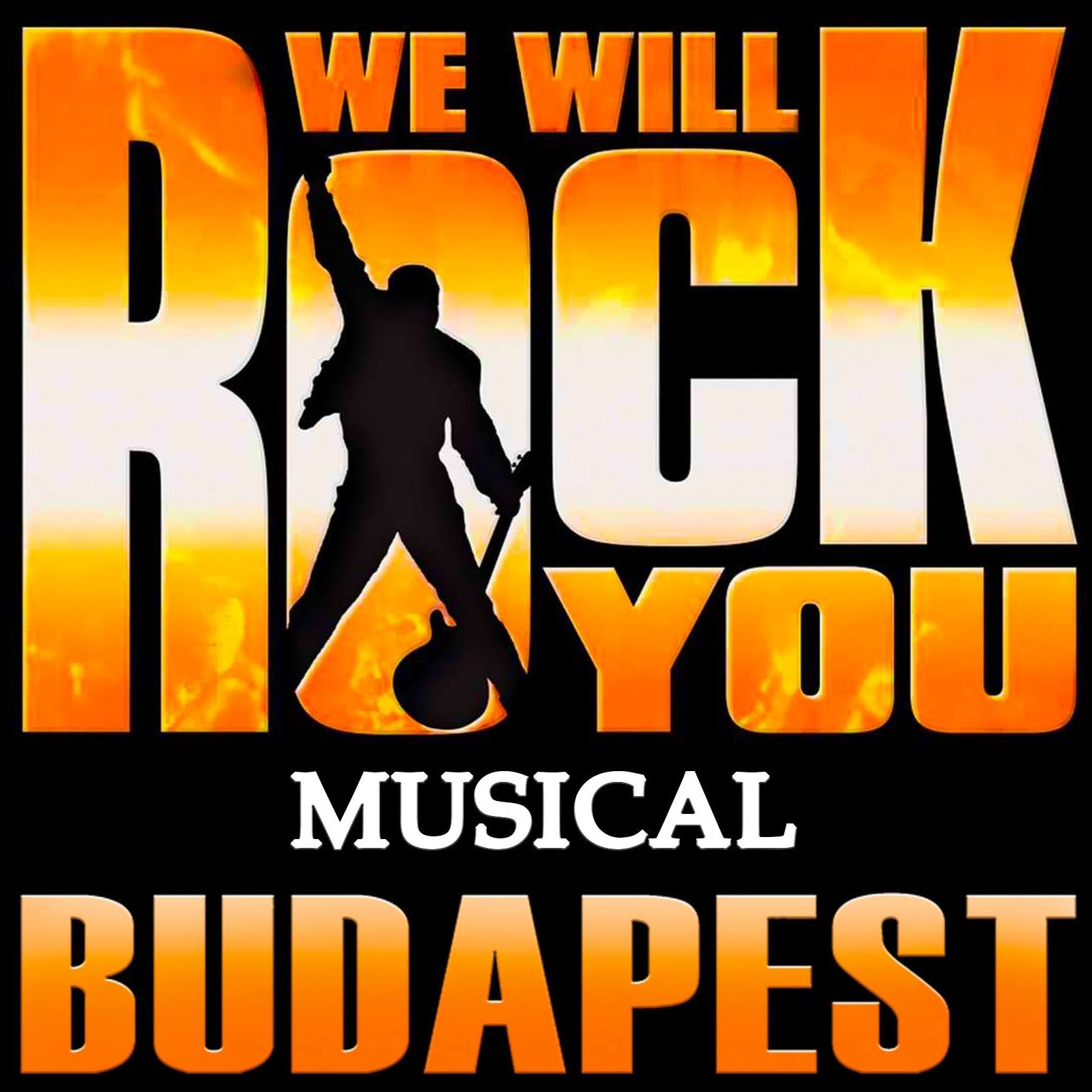 We Will Rock You Budapest - BOK SYMA Csarnok
