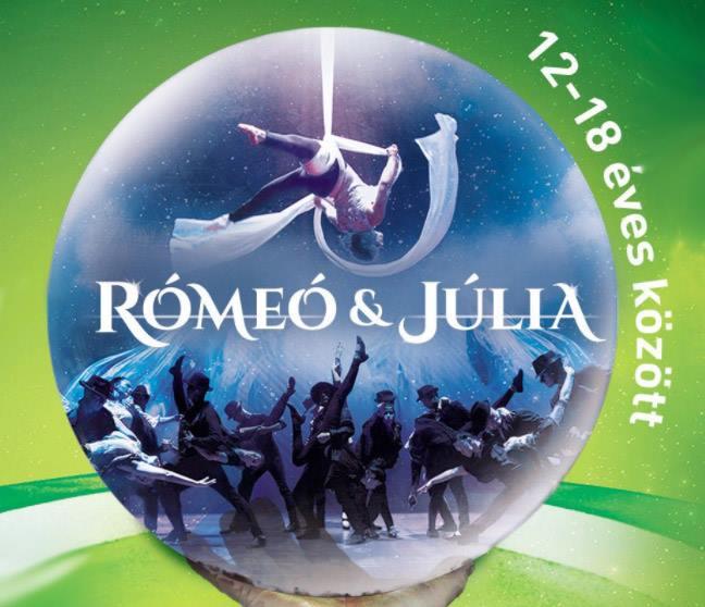 Rómeó és Júlia cirkusz-színház