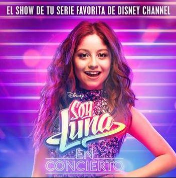 Soy Luna Live 2018