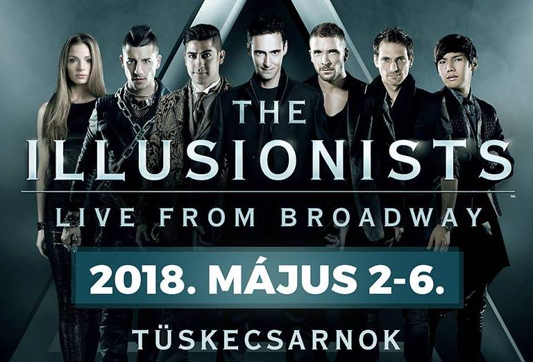 The Illusionists Budapesten