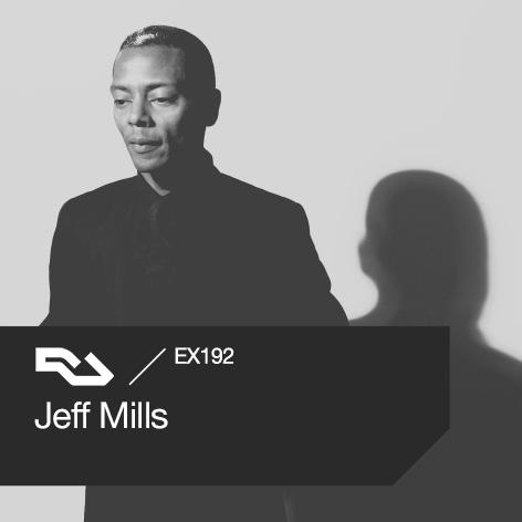 Jeff Mills koncert - Margitsziget