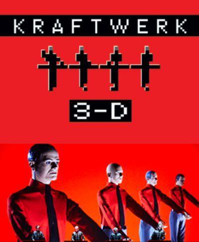Kraftwerk koncert 2018 - Budapest Aréna