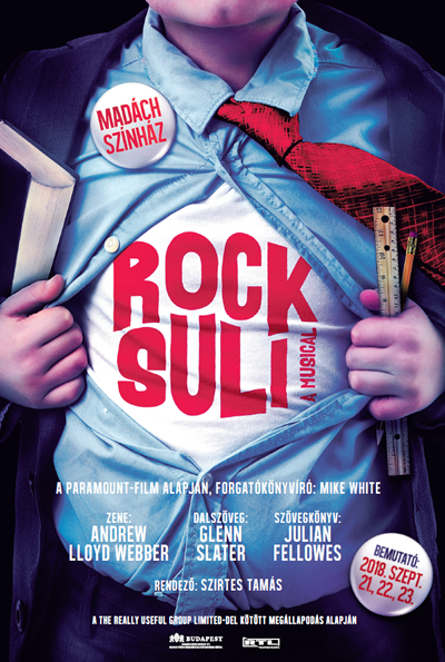 Rocksuli musical - Madách Színház