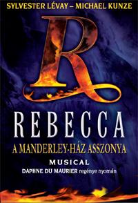 Rebecca musical Operettszínház