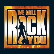 WE WILL ROCK YOU - Queen musical