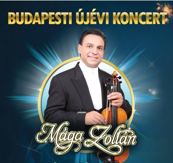 Mága Zoltán Ünnepi koncert